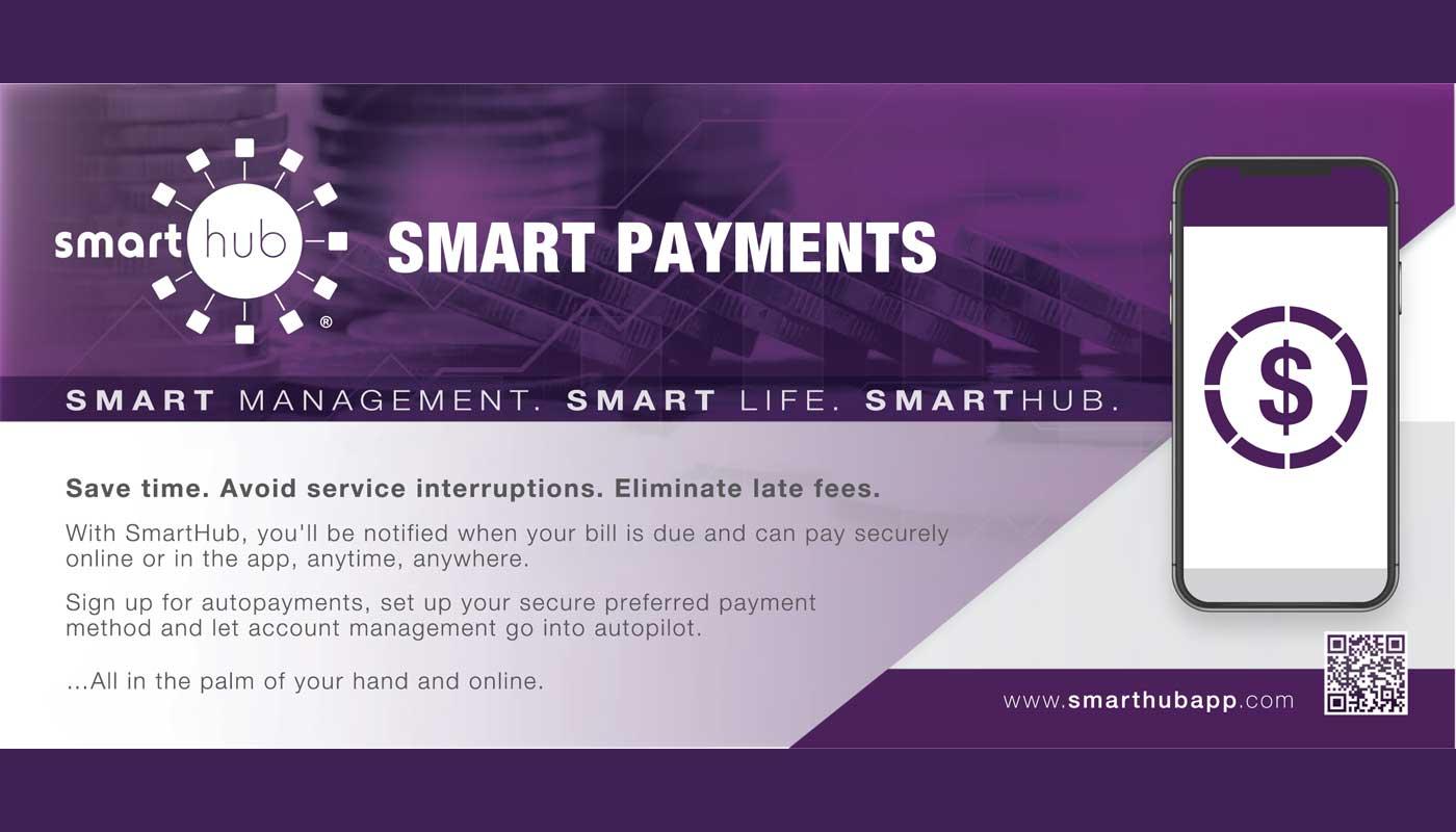 SmartHub Smart Payments
