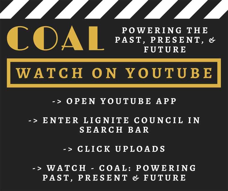 Coal - Powering the past, present, & future